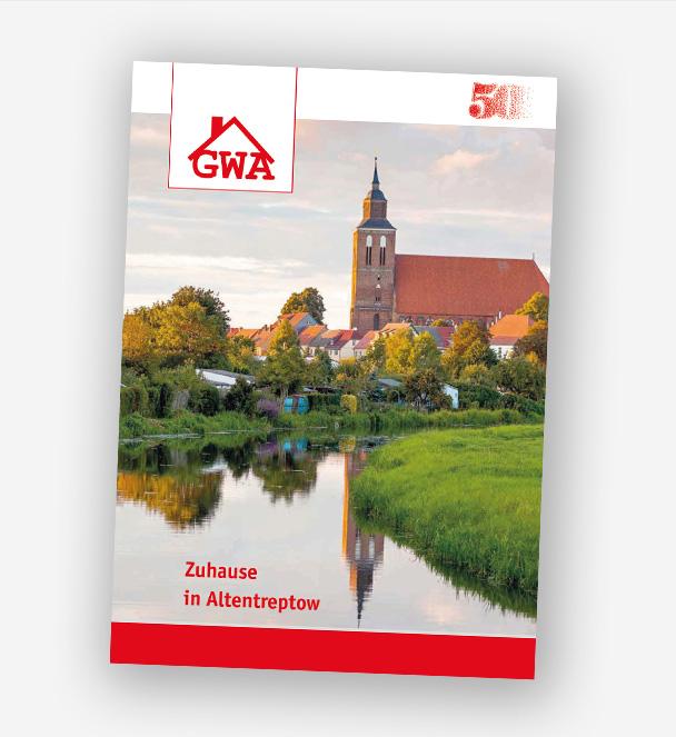 GWA - 50 Jahre Mieterzeitung